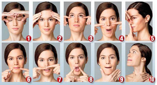 Facial Yoga Miss Monkey Lounge